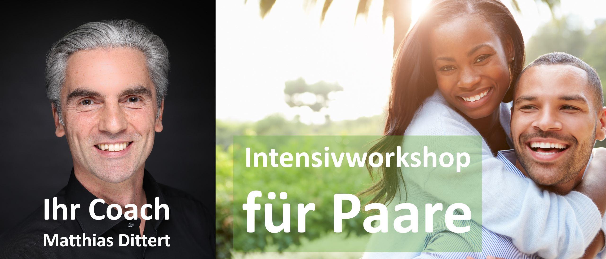 Matthias Dittert - Intensivworkshop für Paare