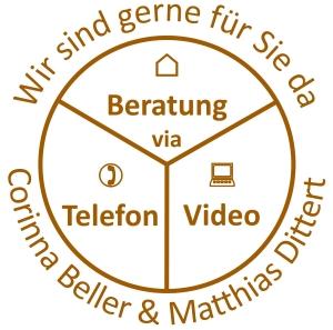 Sitzungen per Videokonferenz